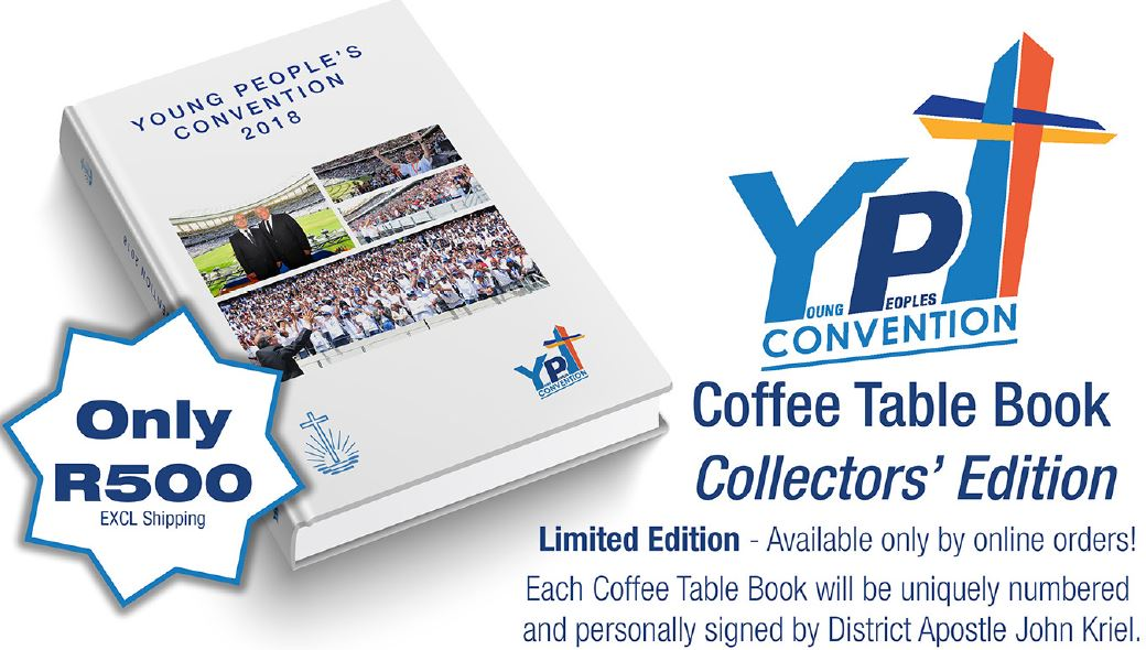 YPC Coffee Table Book - Collectors edition